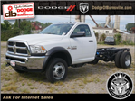 2017 Ram 5500 Regular Cab DRW 4x4, Cab Chassis #N180190 - photo 1