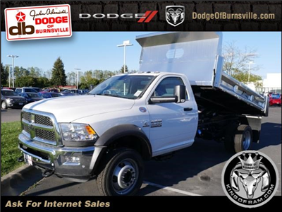 2017 Ram 5500 Regular Cab DRW 4x4 Dump Body #N180358 - photo 1