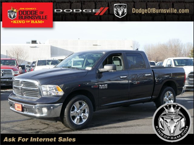 2017 Ram 1500 Crew Cab 4x4, Pickup #N180457 - photo 1