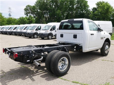 2017 Ram 3500 Regular Cab DRW 4x4, Cab Chassis #N18591 - photo 2
