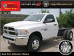 2017 Ram 3500 Regular Cab DRW 4x4, Cab Chassis #N18591 - photo 1