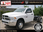 2017 Ram 3500 Regular Cab DRW 4x4 Cab Chassis #N18591 - photo 1