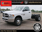 2017 Ram 3500 Regular Cab DRW 4x4,  Cab Chassis #N18699 - photo 1