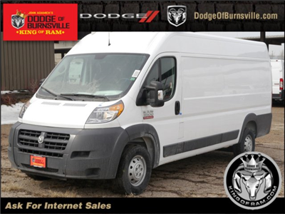 2018 ProMaster 3500 High Roof,  Empty Cargo Van #N25026 - photo 1