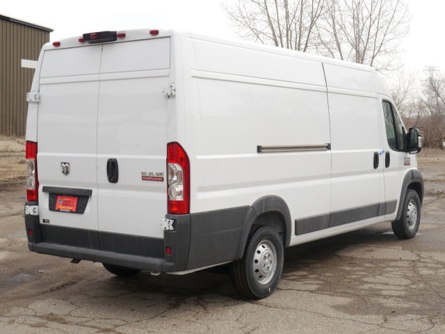 2018 ProMaster 3500 High Roof FWD,  Empty Cargo Van #N25053 - photo 3