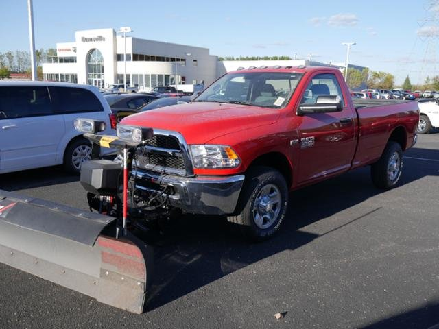 2018 Ram 3500 Regular Cab 4x4 Pickup #N28006 - photo 2
