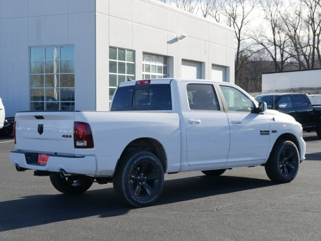 2018 Ram 1500 Crew Cab 4x4 Pickup #N28016 - photo 2