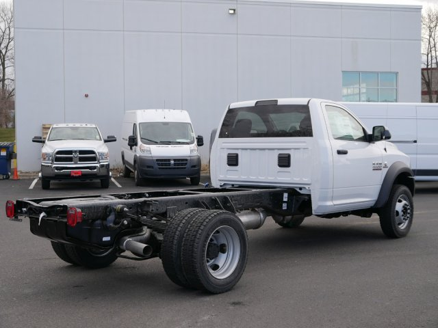 2018 Ram 5500 Regular Cab DRW 4x4 Cab Chassis #N28079 - photo 2