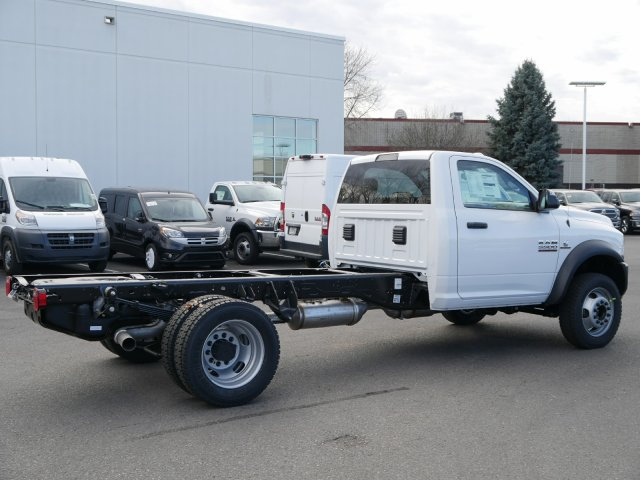 2018 Ram 5500 Regular Cab DRW 4x4 Cab Chassis #N28080 - photo 2