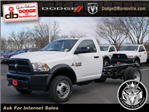 2018 Ram 5500 Regular Cab DRW 4x4 Cab Chassis #N28080 - photo 1