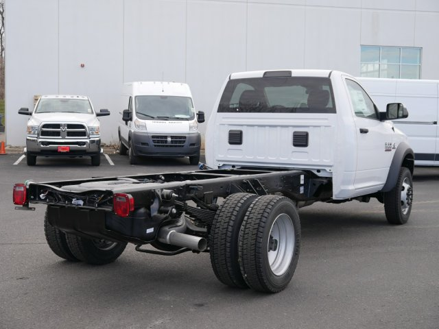 2018 Ram 5500 Regular Cab DRW 4x4 Cab Chassis #N28089 - photo 2