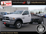 2018 Ram 5500 Regular Cab DRW 4x4 Cab Chassis #N28089 - photo 1
