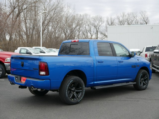 2018 Ram 1500 Crew Cab 4x4 Pickup #N28115 - photo 2