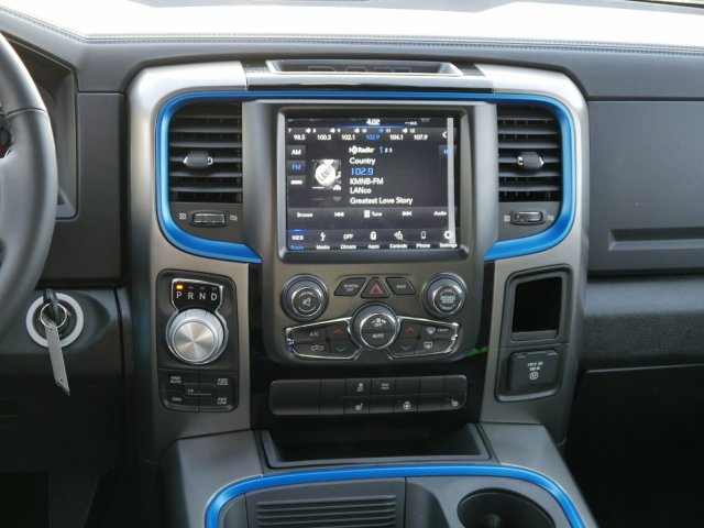 2018 Ram 1500 Crew Cab 4x4, Pickup #N28120 - photo 7