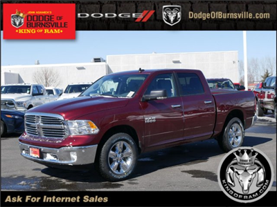 2018 Ram 1500 Crew Cab 4x4, Pickup #N28231 - photo 1