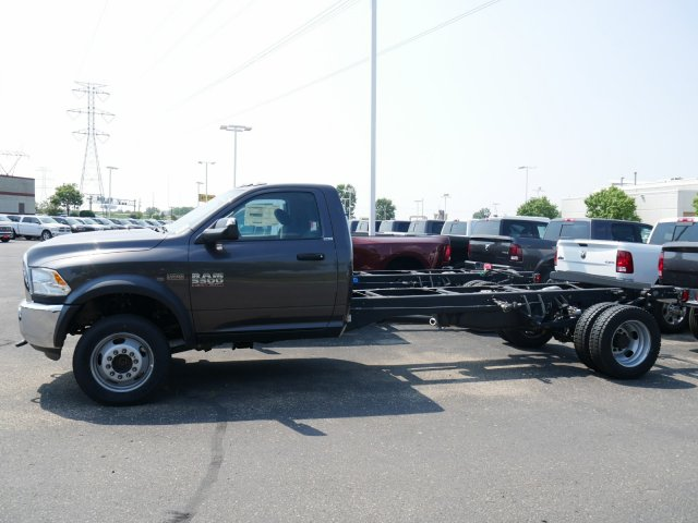 2018 Ram 5500 Regular Cab DRW 4x4,  Cab Chassis #N28412 - photo 2