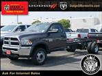 2018 Ram 5500 Regular Cab DRW 4x4,  Cab Chassis #N28412 - photo 1