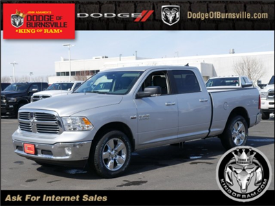 2018 Ram 1500 Crew Cab 4x4, Pickup #N28436 - photo 1