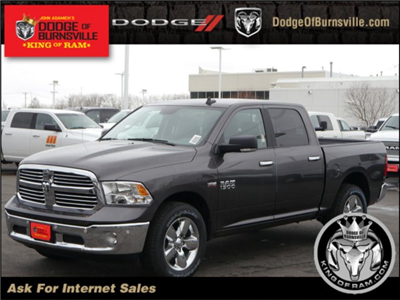 2018 Ram 1500 Crew Cab 4x4, Pickup #N28492 - photo 1