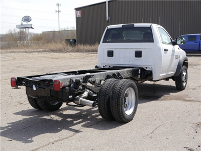 2018 Ram 5500 Regular Cab DRW 4x4, Cab Chassis #N28570 - photo 2