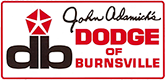 Dodge Of Burnsville logo