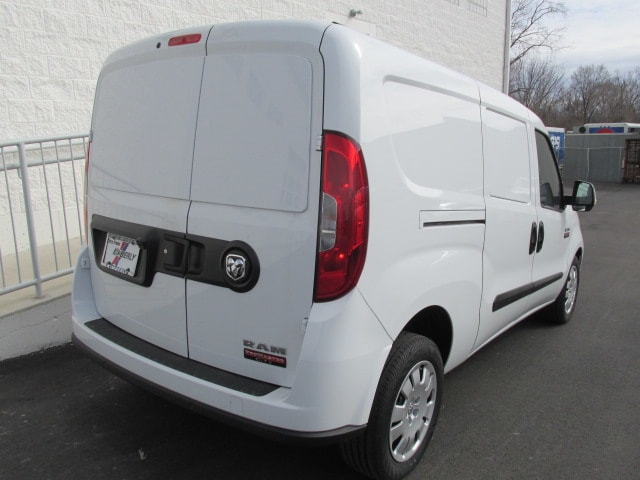 2017 ProMaster City Cargo Van #7D0199 - photo 4