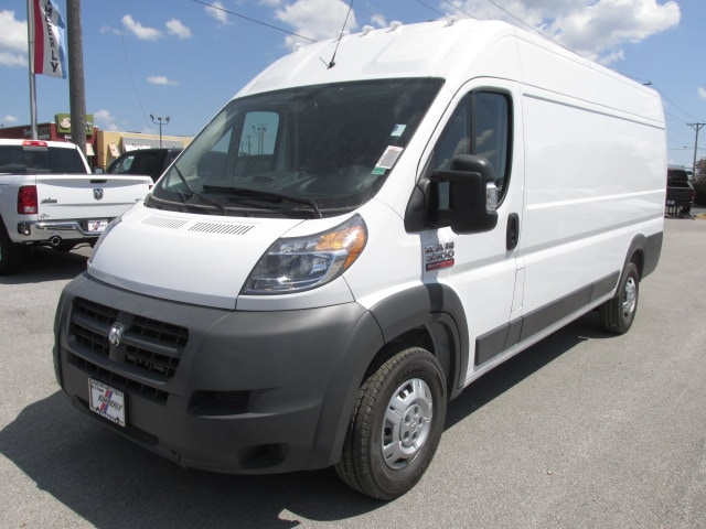 2017 ProMaster 3500 High Roof, Cargo Van #7D0806 - photo 10