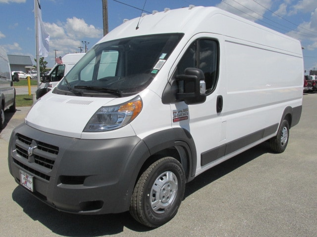 2017 ProMaster 3500 High Roof, Cargo Van #7D0809 - photo 10