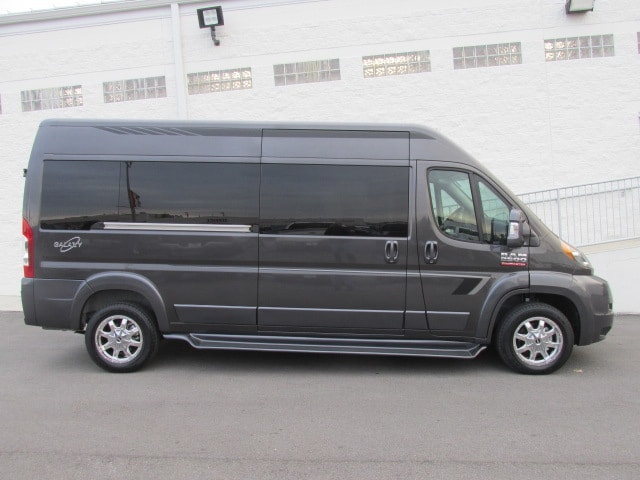 2017 ProMaster 2500 Passenger Wagon #7D1137 - photo 3