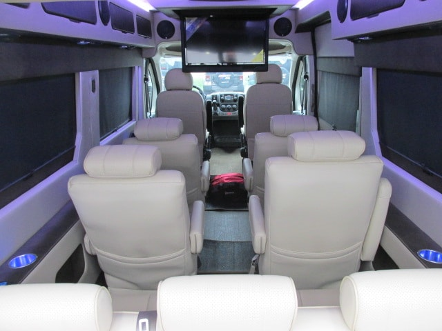 2017 ProMaster 2500 Passenger Wagon #7D1137 - photo 28