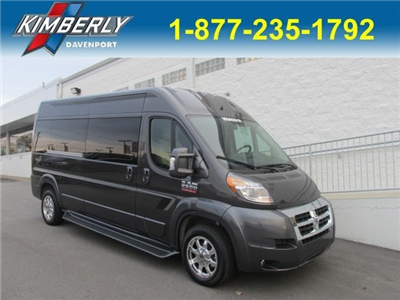 2017 ProMaster 2500 Passenger Wagon #7D1137 - photo 1