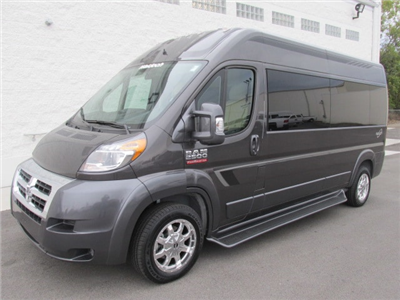 2017 ProMaster 2500 Passenger Wagon #7D1137 - photo 19