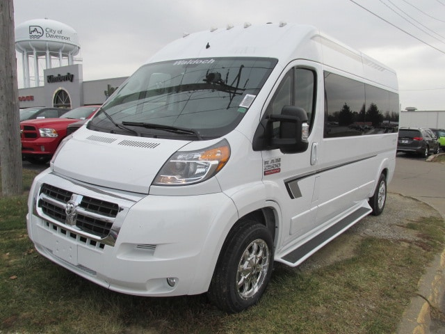 2017 ProMaster 2500 High Roof, Passenger Wagon #7D1182 - photo 13