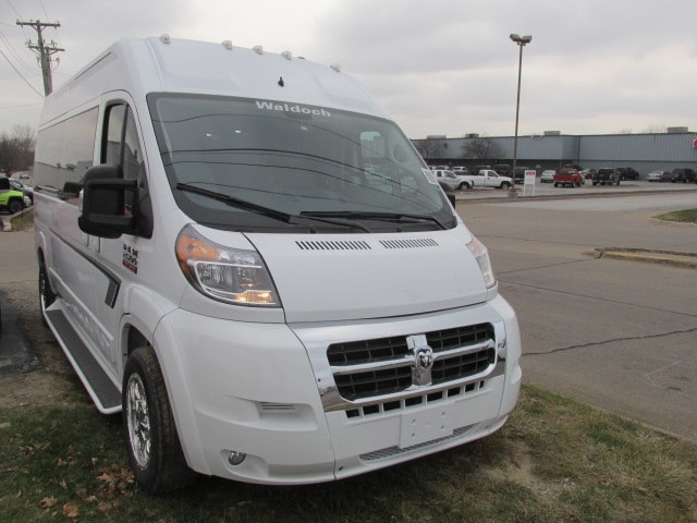 2017 ProMaster 2500 High Roof, Passenger Wagon #7D1182 - photo 4