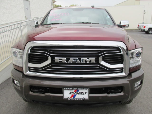 2018 Ram 2500 Crew Cab 4x4, Pickup #8D0114 - photo 8