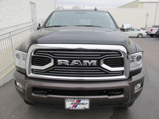 2018 Ram 2500 Crew Cab 4x4, Pickup #8D0120 - photo 8