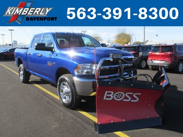 2018 Ram 2500 Crew Cab 4x4, Pickup #8D0129 - photo 1