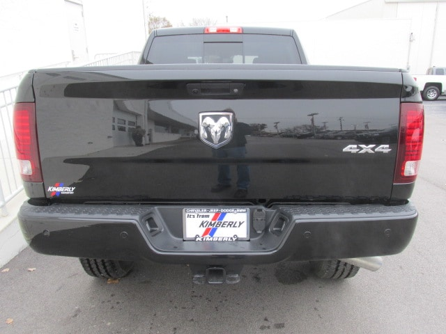 2018 Ram 2500 Crew Cab 4x4, Pickup #8D0133 - photo 5
