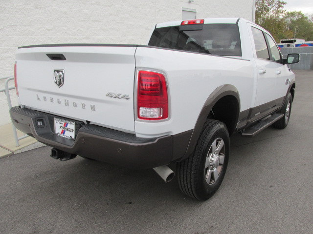 2018 Ram 2500 Crew Cab 4x4 Pickup #8D0168 - photo 2