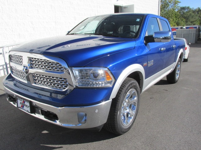 2018 Ram 1500 Crew Cab 4x4 Pickup #8D0170 - photo 7