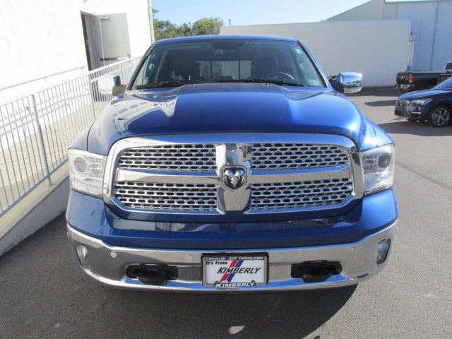 2018 Ram 1500 Crew Cab 4x4 Pickup #8D0170 - photo 8