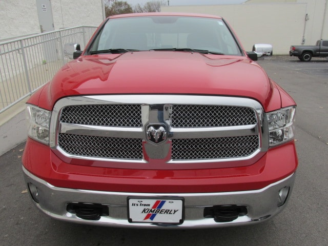 2018 Ram 1500 Crew Cab 4x4 Pickup #8D0220 - photo 8