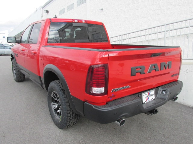 2018 Ram 1500 Crew Cab 4x4, Pickup #8D0240 - photo 5