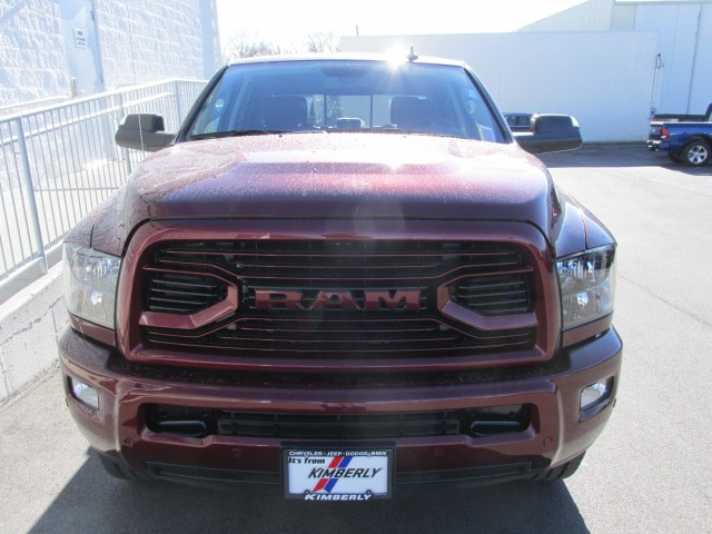 2018 Ram 2500 Crew Cab 4x4, Pickup #8D0254 - photo 8