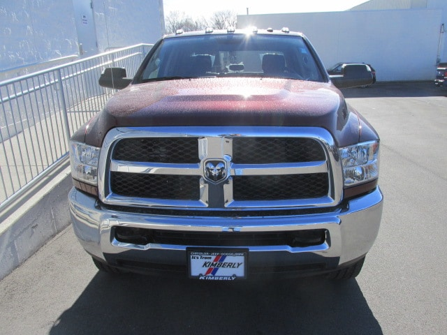 2018 Ram 2500 Crew Cab 4x4 Pickup #8D0261 - photo 8