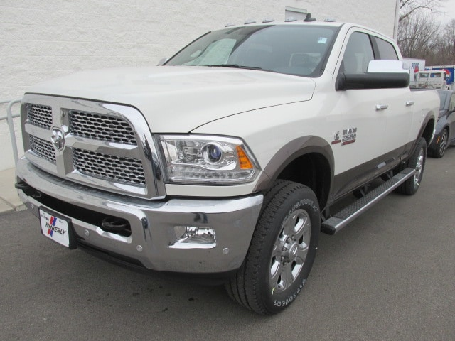 2018 Ram 2500 Crew Cab 4x4, Pickup #8D0303 - photo 7