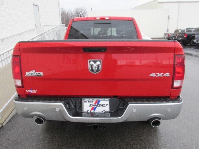 2018 Ram 1500 Crew Cab 4x4, Pickup #8D0318 - photo 4