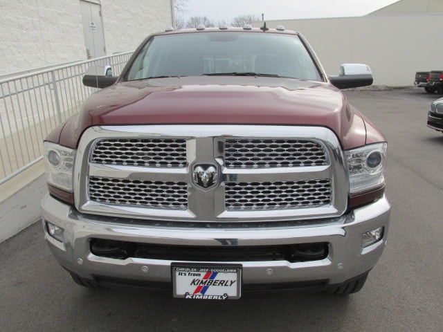 2018 Ram 2500 Crew Cab 4x4, Pickup #8D0354 - photo 8