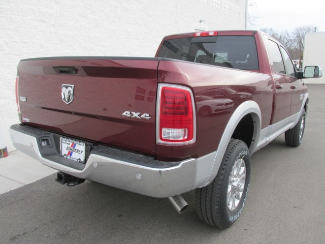 2018 Ram 2500 Crew Cab 4x4, Pickup #8D0354 - photo 2