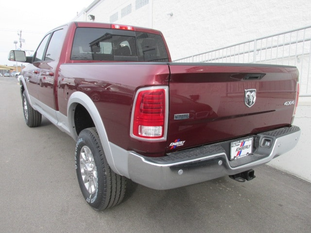 2018 Ram 2500 Crew Cab 4x4, Pickup #8D0354 - photo 5